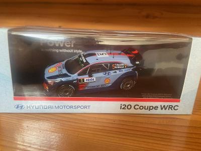 PINO-IXO 1/43 HYUNDAI i20 COUPÉ WRC NEUVILLE