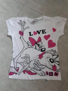 tričko Looney Tunes vel. 9-10 let POŠTOVNÉ ZDARMA