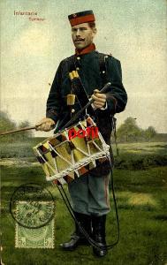 Voják s bubínkem - Infanterie Tambour /291868/