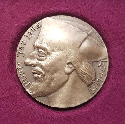 Medaile Mistr Jan Hus