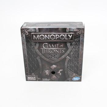 Hra Hasbro Gaming Monopoly Games of Thrones