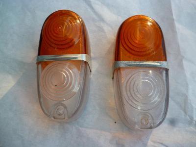 Škoda 440 445 450 Octavia Felicia Spartak Velorex zadní světla