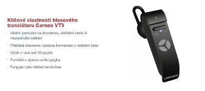 Carneo - hlasový překladač