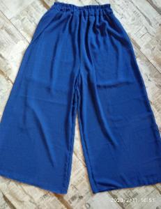 Nové! Lehké letní  široké kalhoty vel. S/M