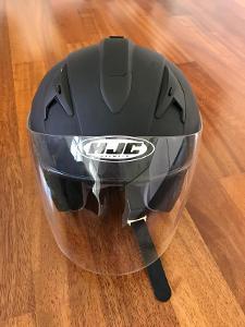 Motorkářská helma přilba HJC IS 33 - velikost S 56  - PC 3800 Kč
