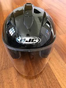 Motorkářská helma přilba HJC IS 33 - XL 62