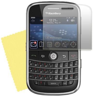 Výprodej - Nová čirá fólie Blackberry 9000 Bold