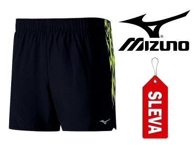 pánské běžecké šortky MIZUNO - Alpha 5.5 Short J2GB800594-vel.L(-40%)