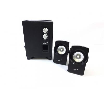 Speaker GENIUS SW-2.1 360 10W silver
