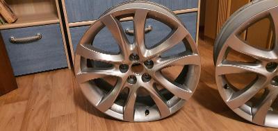 """Zánovní originální disk Mazda 6 (GJ - 2012+) 19"""", 19x7.5J ET 45"""