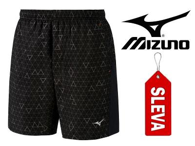 běžecké šortky MIZUNO-Helix Printed SQ 8,5-J2GB700594-vel.M (-40%)