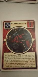 Doomtrooper - Summon Item (EN)