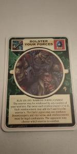 Doomtrooper - Bolster Your Forces (EN)