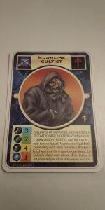 Doomtrooper - Muawijhe Cultist (EN)
