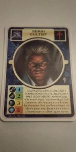 Doomtrooper - Semai Cultist (EN)