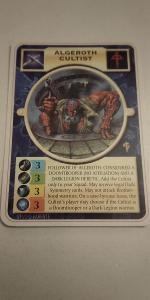 Doomtrooper - Algeroth Cultist (EN)