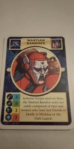 Doomtrooper - Martian Banshee (EN)