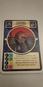 Doomtrooper - Sunset Striker (EN)