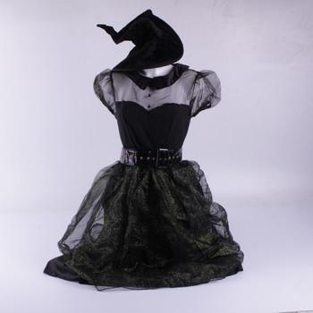 Dámský kostým čarodějky Leg Avenue