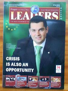 Leaders Magazine No 6/2009 (anglicky)