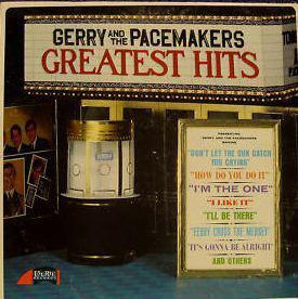 GERRY AND THE PACEMAKERS - GREATEST HITS US 1965 LP Vinyl