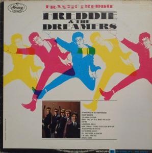 FREDDIE AND THE DREAMERS - FRANTIC FREDDIE US 1965 vinyl LP