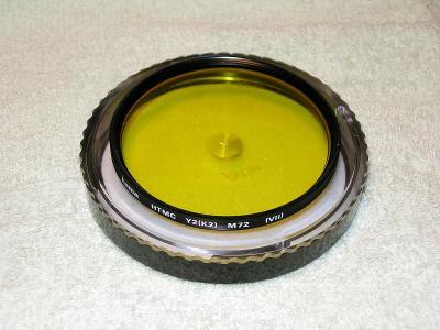 Žlutý filtr K2 HAMA HTMC 72mm