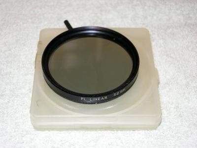 Polarizační filtr PL Linear 52mm