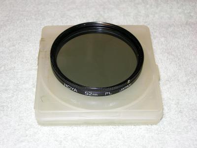 Polarizační filtr HOYA 52mm