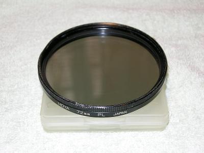 Polarizační filtr HOYA 72mm
