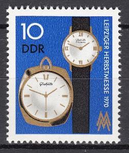 DDR 1970 Lipský veletrh Mi# 1601 1658