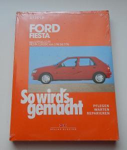návod na Ford Fiesta