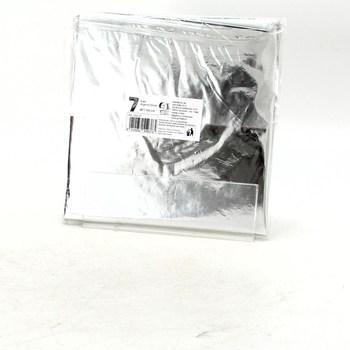 Bónek Givi Italia 102 cm stříbrný sedmička