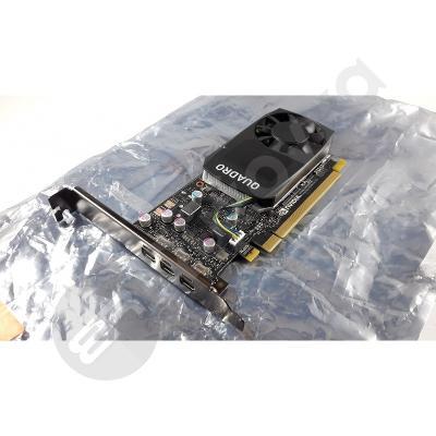 PCI-E HP nVidia Quadro P400 2GB GDDR5 3x miniDP