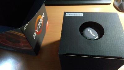 Chladič větrák AMD originál nový nepoužitý chlazení
