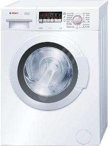 Úzká pračka s předním plněním BOSCH WLG24260BY (původně 8 890,-)