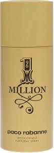 G299 PACO RABANNE 1 MILION DEO SPREJ PRO MUŽE 150 ML /30417535/ SCH5