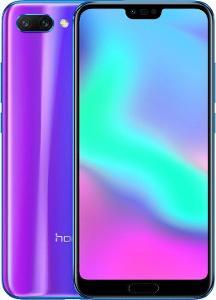 Honor 10 64GB, modrý, 1 rok záruka