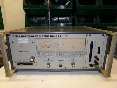 Tesla Impedance Meter BM 507