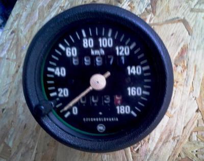 tachometr na škodovky škoda š 105 120 125