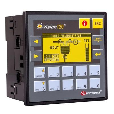 PLC programovatelný automat Vision 120™ - V120-22-T1