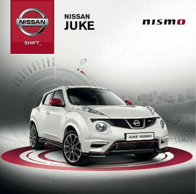 Nissan Juke Nismo prospekt 01 / 2013 SK