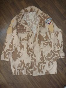 Kabát vz. 95 AČR - kongo pouštní 170-100