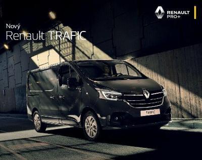 Renault Trafic prospekt 101 / 2020 CZ