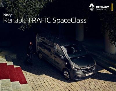 Renault Trafic SpaceClass prospekt 01 / 2020 CZ