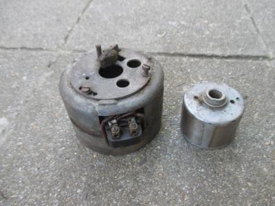 ND Jawa čz kývačka pionýr zapalování stator rotor zapalko dynamo