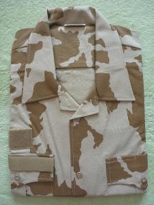 Košile vz. 2000 s béžovým potiskem AČR - vel. 170/43-44