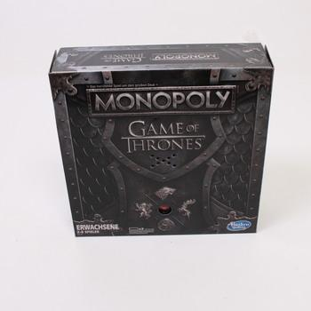 Hra Monopoly Game of Thrones 2019