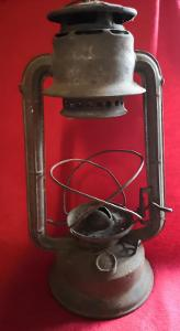 Stará, petrolejová lampa..... (10229)