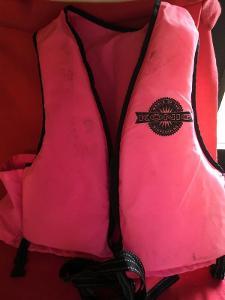 Dámská, plovací vesta..... (10230)